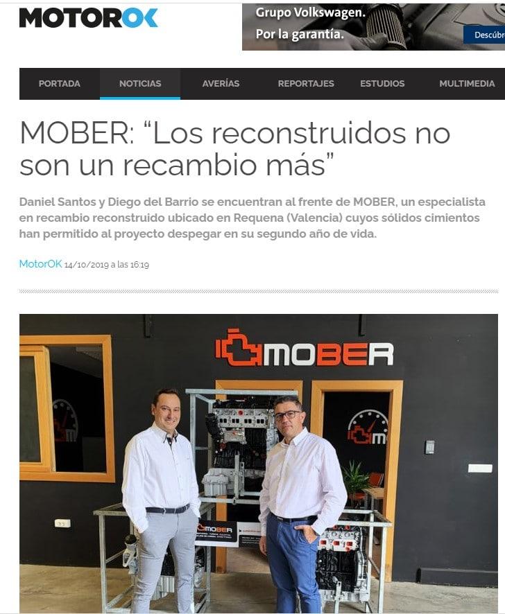 Entrevista a MOBER